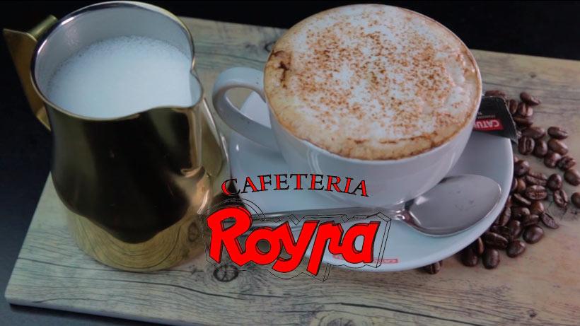 Roypa carta digital Almería