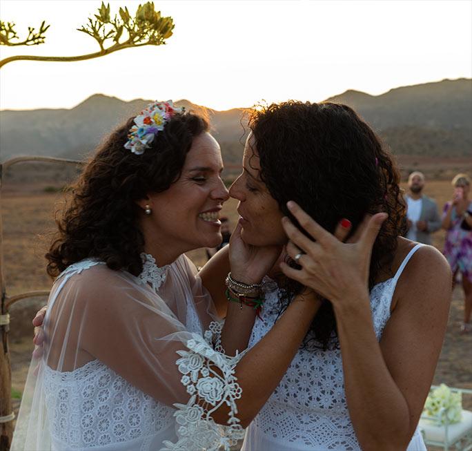 fotógrafos para bodas en Almería